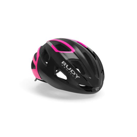 Rudy Project STRYM kerékpáros sisak, pink - S/M (55-58)