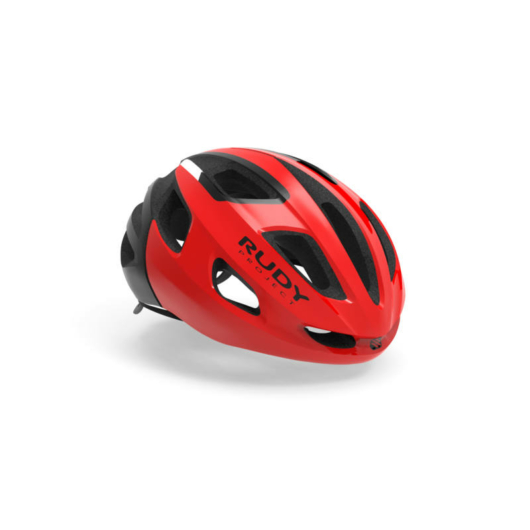 Rudy Project STRYM kerékpáros sisak, piros - S/M (51-55)