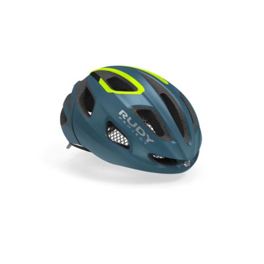 Rudy Project STRYM kerékpáros sisak, kék - S/M (51-55)