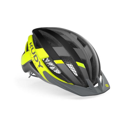 Rudy Project VENGER CROSS kerékpáros sisak, citromsárga - M (55-59)