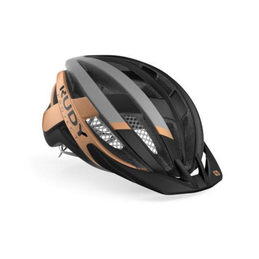 Rudy Project VENGER CROSS kerékpáros sisak, bronz - L (59-62)