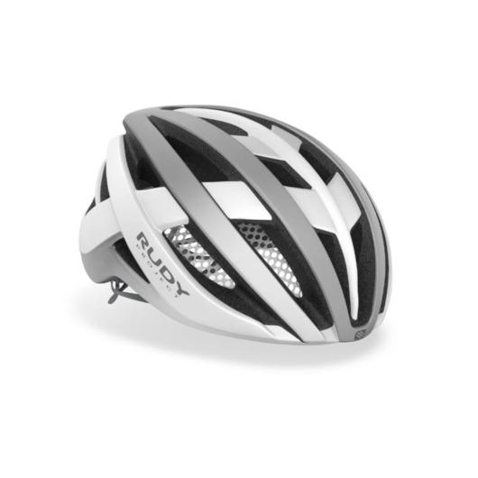 Rudy Project VENGER kerékpáros sisak, fehér - M (55-59)