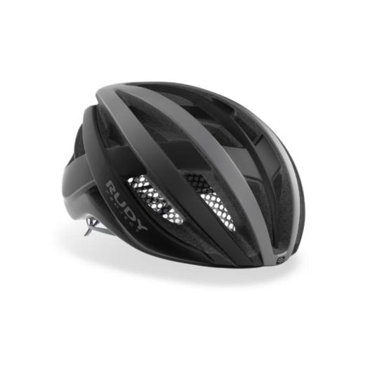 Rudy Project VENGER kerékpáros sisak, fekete - L (59-61)