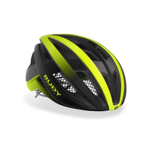 Rudy Project VENGER kerékpáros sisak, citromsárga - M (55-59)