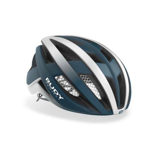 Rudy Project VENGER kerékpáros sisak, kék - M (55-59)