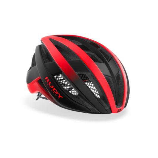 Rudy Project VENGER kerékpáros sisak, piros - S (51-55)