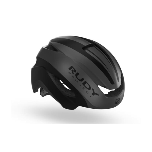 Rudy Project VOLANTIS kerékpáros sisak, fekete - S/M (54-58)