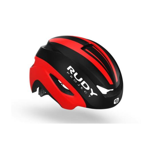 Rudy Project VOLANTIS kerékpáros sisak, piros - L (59-61)