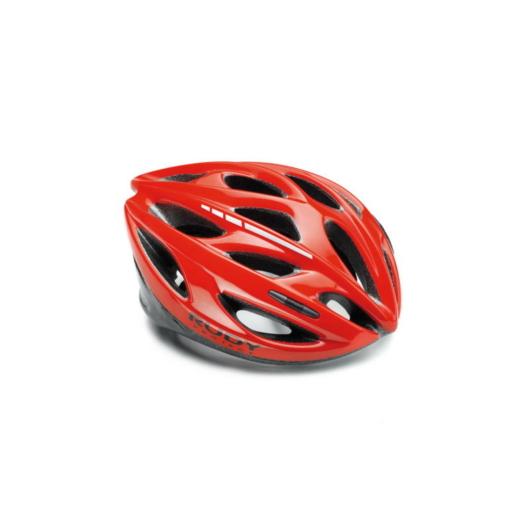 Rudy Project ZUMY kerékpáros sisak, piros - L (59-61)