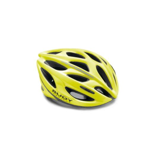 Rudy Project ZUMY kerékpáros sisak, citromsárga - S/M (54-58)