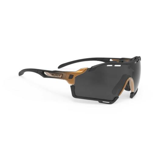 Rudy Project CUTLINE sportszemüveg fekete/bronz