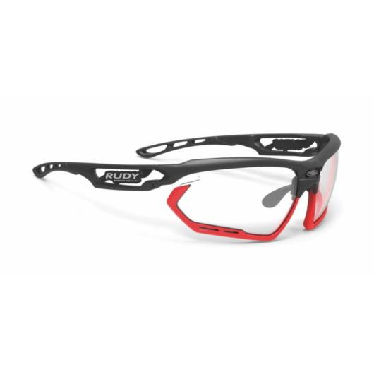 Rudy Project FOTONYK sportszemüveg fekete/piros