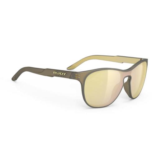Rudy Project SOUNDSHIELD napszemüveg arany