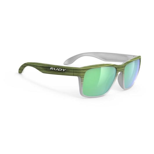 Rudy Project SPINHAWKS napszemüveg zöld