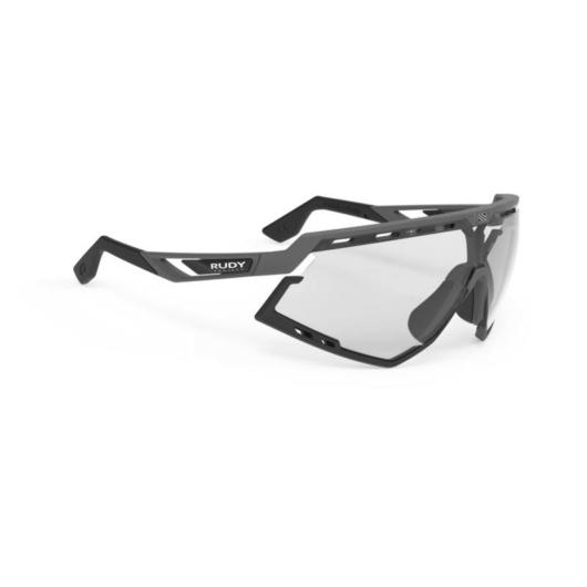 Rudy Project DEFENDER sportszemüveg fekete/szürke