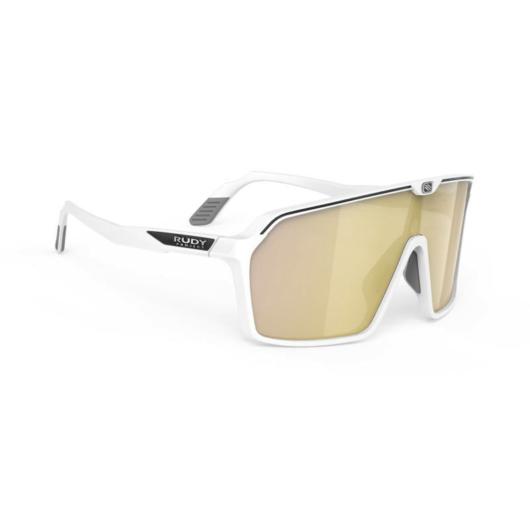 Rudy Project SPINSHIELD napszemüveg fehér/arany