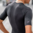Kép 3/3 - Compressport 3D Thermo 50g T-shirt férfi futópóló S/M