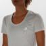 Kép 5/5 - Salomon Agile SS Tee W női futópóló - szürke