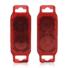 Kép 2/2 - Life Sports Gear TEMPO piros csiptethető fehér fényű LED lámpa