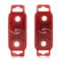 Kép 1/2 - Life Sports Gear TEMPO piros csiptethető fehér fényű LED lámpa